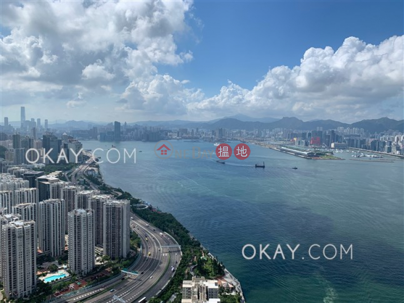Property Search Hong Kong | OneDay | Residential Sales Listings | Lovely 3 bed on high floor with harbour views & balcony | For Sale