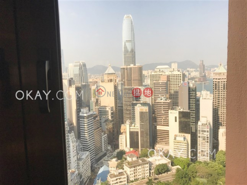 HK$ 138,000/ month | The Albany Central District | Exquisite 3 bed on high floor with balcony & parking | Rental