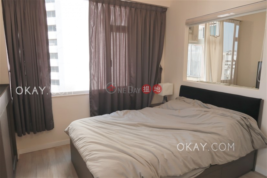 HK$ 21,000/ 月樂聲大廈A座-灣仔區1房1廁,實用率高,極高層《樂聲大廈A座出租單位》