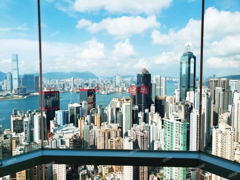 Property Search Hong Kong | OneDay | Residential, Sales Listings | 80 Robinson Road | 3 bedroom High Floor Flat for Sale