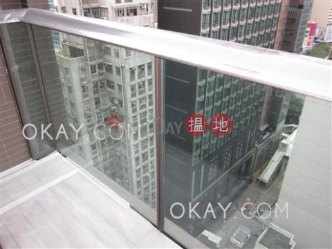 Lovely 1 bedroom with balcony | For Sale|Wan Chai Districtyoo Residence(yoo Residence)Sales Listings (OKAY-S302041)_0