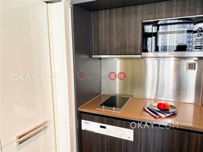 Intimate 1 bedroom with balcony | Rental, Castle One By V CASTLE ONE BY V Rental Listings | Western District (OKAY-R316863)