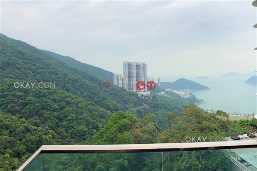 HK$ 80,000/ month | The Rozlyn | Southern District, Efficient 4 bedroom with sea views, balcony | Rental