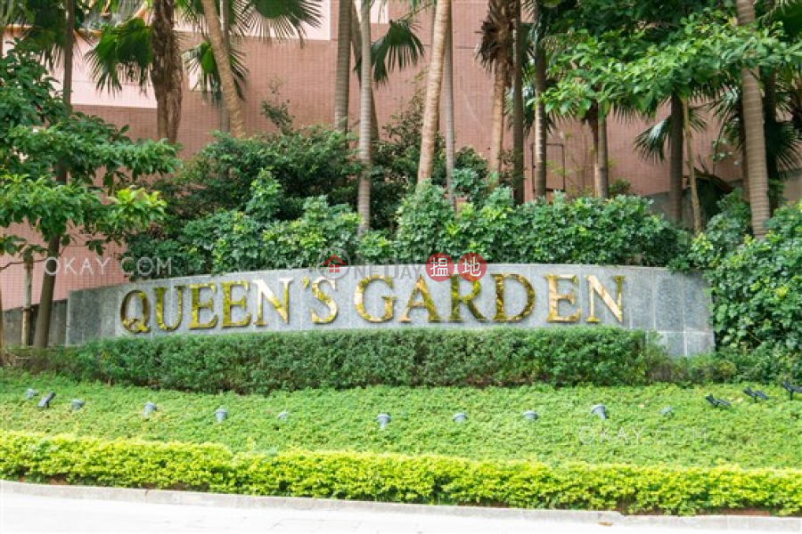HK$ 142,300/ month | Queen\'s Garden Central District Gorgeous 2 bed on high floor with harbour views | Rental