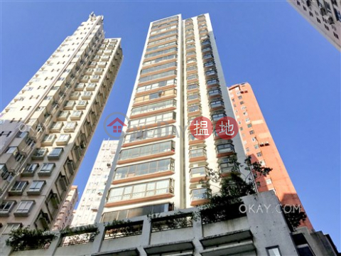 Gorgeous 2 bedroom on high floor | Rental|Sun and Moon Building(Sun and Moon Building)Rental Listings (OKAY-R343142)_0