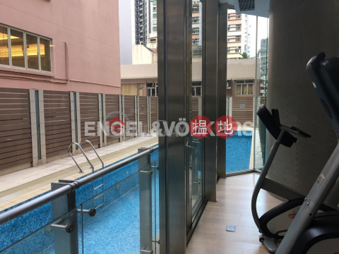 1 Bed Flat for Rent in Mid Levels West|Western DistrictThe Icon(The Icon)Rental Listings (EVHK60054)_0