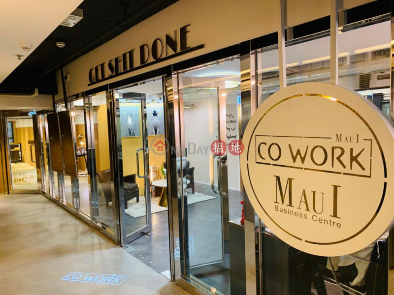 Co Work Mau I Private Office for 3-4 ppl $12,000 | Eton Tower 裕景商業中心 Rental Listings