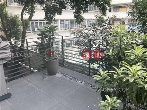 Elegant with terrace in Sheung Wan   For Sale 4 Shin Hing Street(4 Shin Hing Street)Sales Listings (OKAY-S321592)_0