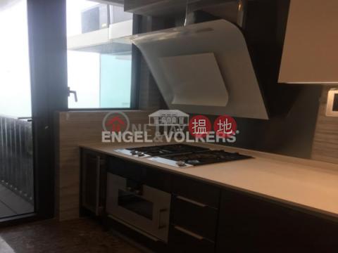 3 Bedroom Family Flat for Rent in Shek Tong Tsui|Upton(Upton)Rental Listings (EVHK35220)_0