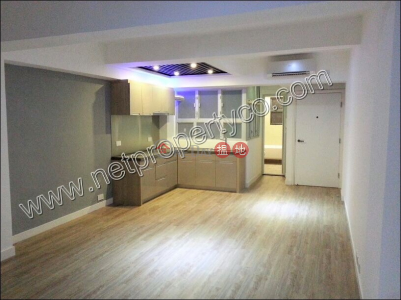 A roof garden studio flat, 251-253 Queen\'s Road East 皇后大道東 251-253 號 Rental Listings   Wan Chai District (A061742)