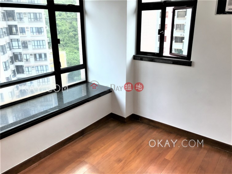 HK$ 34,000/ month   Fairview Height, Western District, Stylish 3 bed on high floor with harbour views   Rental