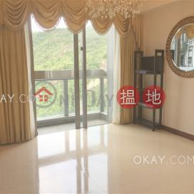 Stylish 3 bedroom on high floor with balcony & parking | Rental