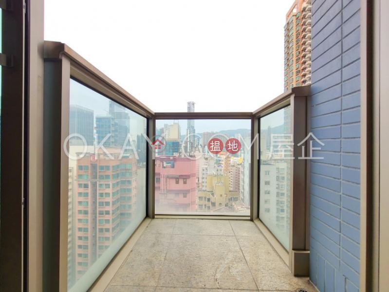 1房1廁,露台囍匯 2座出租單位-200皇后大道東   灣仔區 香港 出租HK$ 25,500/ 月
