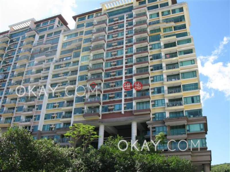 Unique 2 bedroom on high floor with sea views & balcony | Rental | Discovery Bay, Phase 13 Chianti, The Barion (Block2) 愉景灣 13期 尚堤 珀蘆(2座) Rental Listings