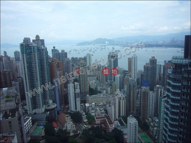 A very unique sea view apartment 70 Robinson Road   Western District Hong Kong, Rental HK$ 47,000/ month