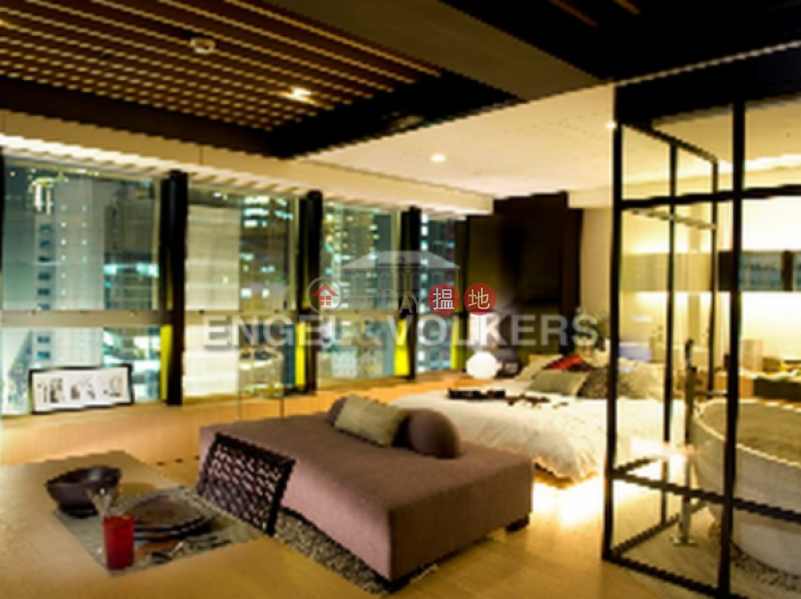 Studio Flat for Rent in Central, Yin Serviced Apartments 慇 Rental Listings | Central District (EVHK37212)
