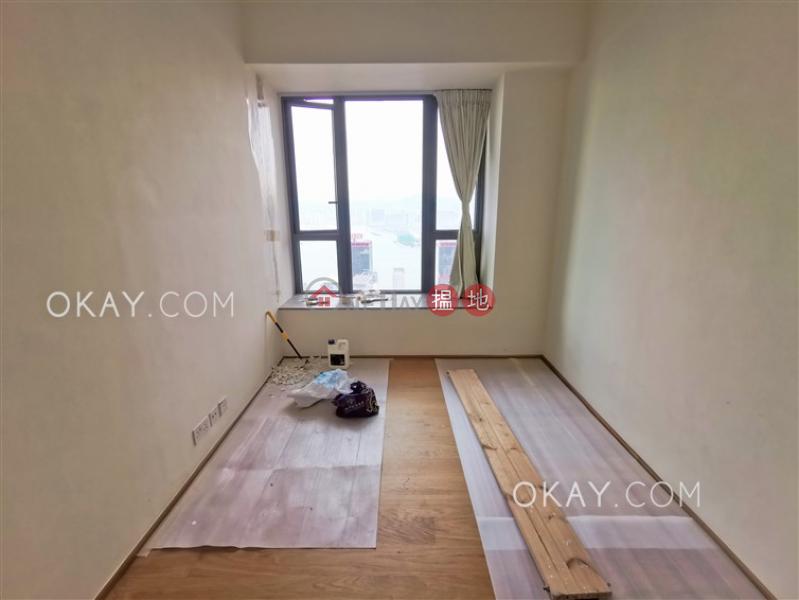 2房1廁,極高層,星級會所,露台《殷然出租單位》 100堅道   西區-香港 出租HK$ 43,000/ 月