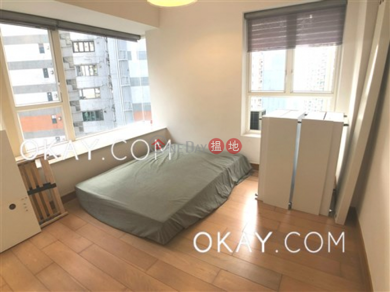 HK$ 25,000/ month The Icon | Western District, Generous 1 bedroom on high floor with balcony | Rental