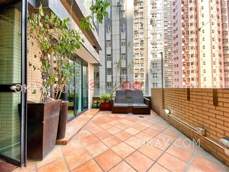 Property Search Hong Kong | OneDay | Residential | Sales Listings | Lovely 1 bedroom with terrace | For Sale