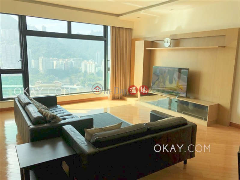 Exquisite 4 bed on high floor with racecourse views | Rental | The Leighton Hill 禮頓山 Rental Listings