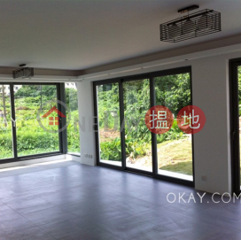 Luxurious house with rooftop, balcony | Rental|Sheung Yeung Village House(Sheung Yeung Village House)Rental Listings (OKAY-R295206)_0