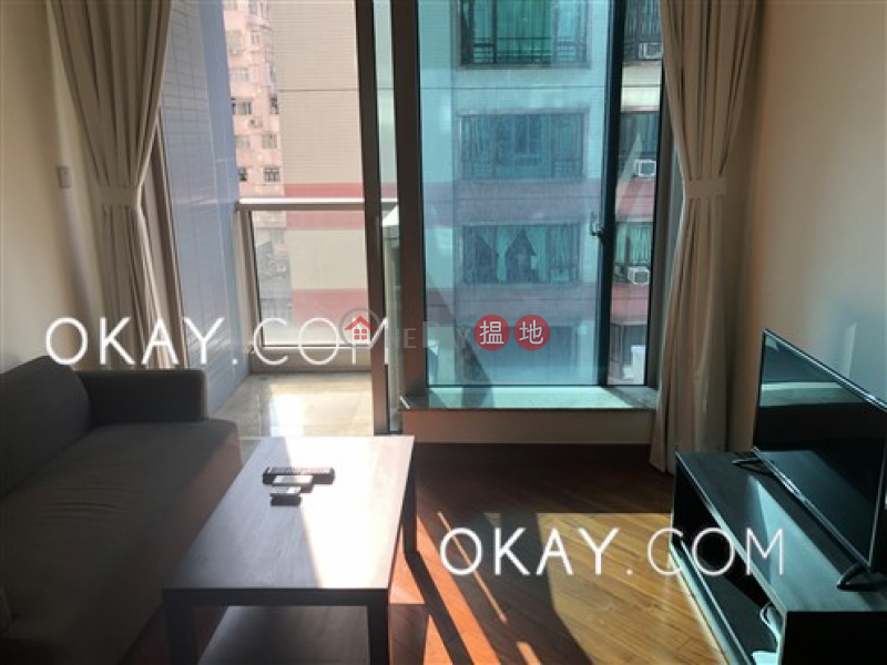 HK$ 27,500/ month The Avenue Tower 2 Wan Chai District   Charming 1 bedroom with balcony   Rental