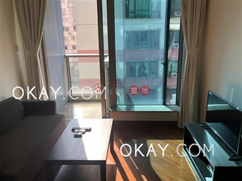 HK$ 27,500/ 月-囍匯 2座灣仔區-1房1廁,可養寵物,露台《囍匯 2座出租單位》