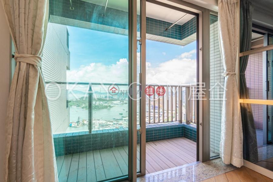 香港搵樓 租樓 二手盤 買樓  搵地   住宅 出售樓盤 3房1廁,極高層,星級會所君匯港5座出售單位
