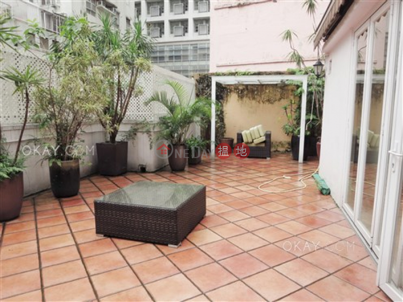 Stylish 1 bedroom with terrace | For Sale | 21-31 Old Bailey Street | Central District | Hong Kong, Sales HK$ 16M