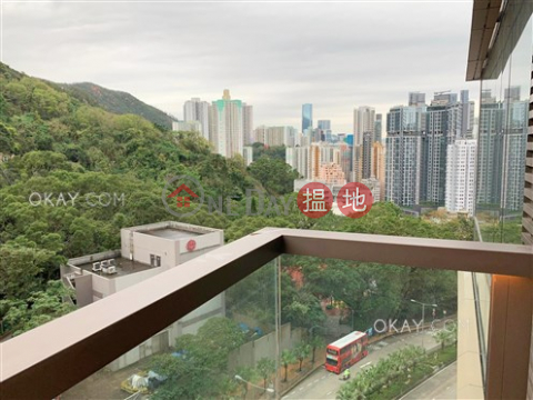 Unique 2 bedroom with balcony | Rental|Chai Wan DistrictBlock 3 New Jade Garden(Block 3 New Jade Garden)Rental Listings (OKAY-R317455)_0