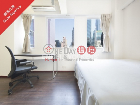 High Floor Studio Apartment For Sale in Central|New Central Mansion(New Central Mansion)Sales Listings (MIDLE-0745407259)_0