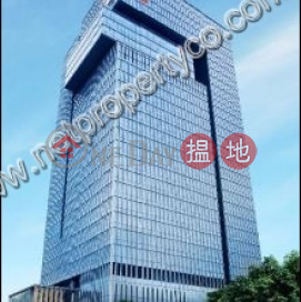 Spacious Grade A office for rent in Kowloon Bay