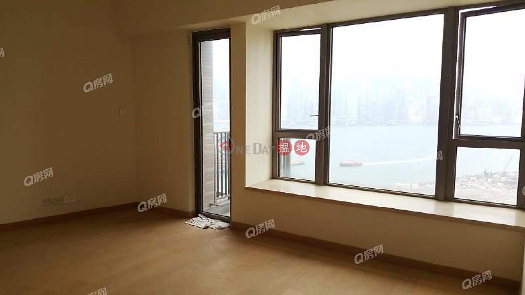 市場罕有,維港海景,地段優越,鄰近高鐵站,交通方便《Grand Austin 5座買賣盤》 9柯士甸道西   油尖旺 香港 出售HK$ 1.35億