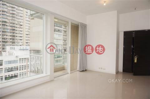 Stylish 3 bedroom on high floor with balcony | Rental|18 Conduit Road(18 Conduit Road)Rental Listings (OKAY-R2973)_0
