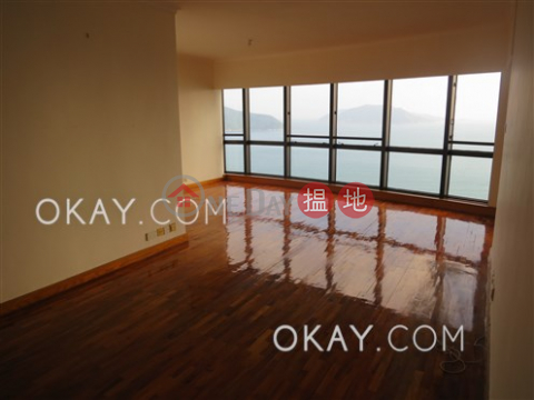 Lovely 3 bedroom on high floor with sea views & balcony | Rental|Pacific View(Pacific View)Rental Listings (OKAY-R20781)_0
