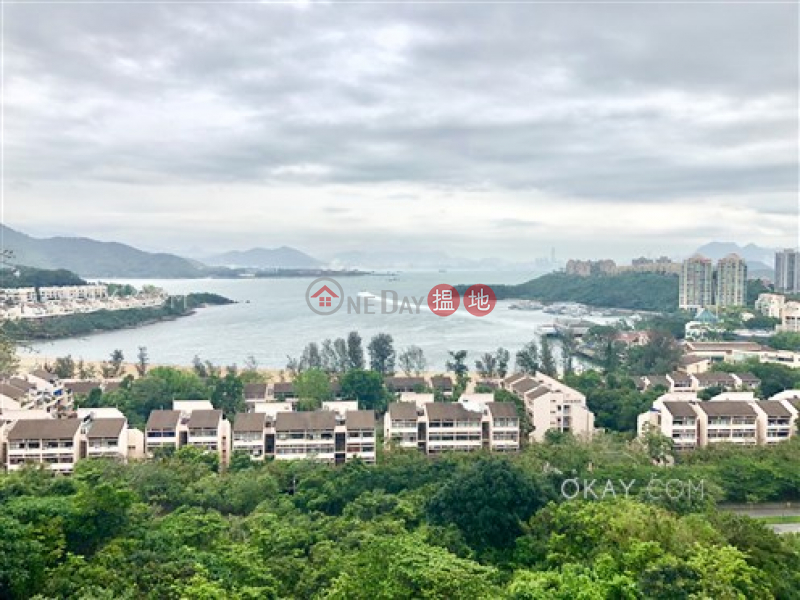 Property Search Hong Kong | OneDay | Residential Rental Listings | Efficient 3 bed on high floor with sea views & balcony | Rental
