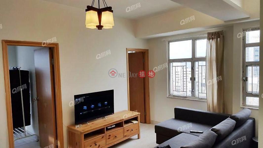 交通方便,開揚遠景,特色單位寶泰大廈租盤-9水坑口街 | 西區|香港-出租|HK$ 22,000/ 月