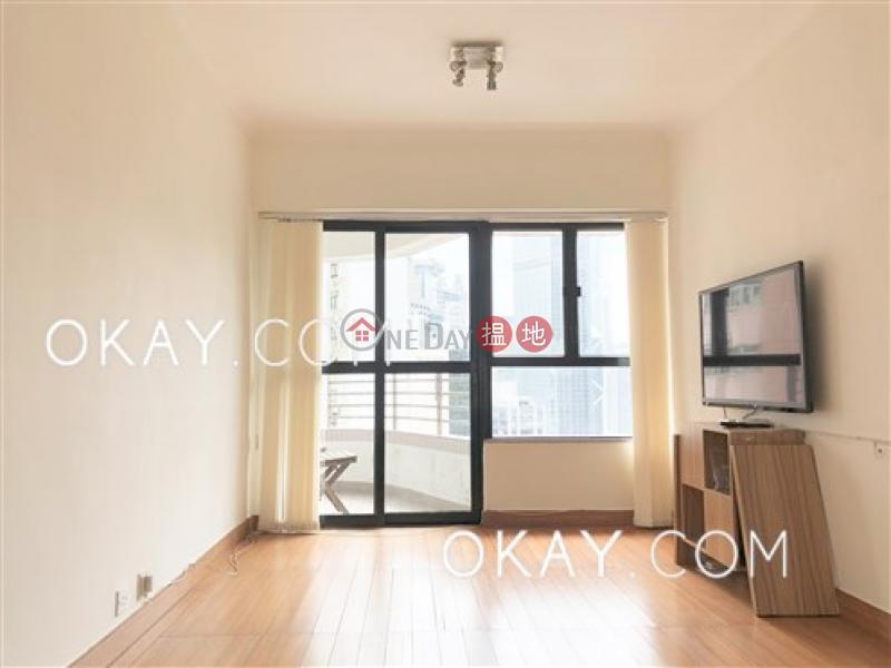 香港搵樓|租樓|二手盤|買樓| 搵地 | 住宅-出租樓盤2房1廁,露台《百麗花園出租單位》