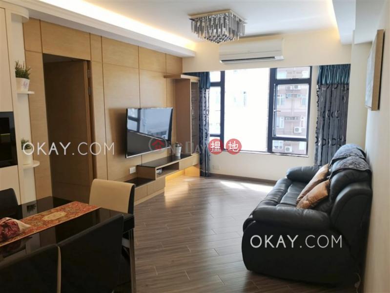 香港搵樓|租樓|二手盤|買樓| 搵地 | 住宅|出租樓盤|2房2廁,實用率高,連車位《豪景出租單位》