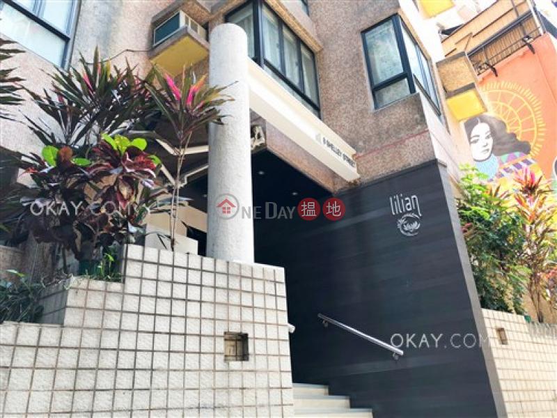 1房1廁,極高層,露台《莉景閣出租單位》-6-8些利街 | 中區香港出租HK$ 23,000/ 月