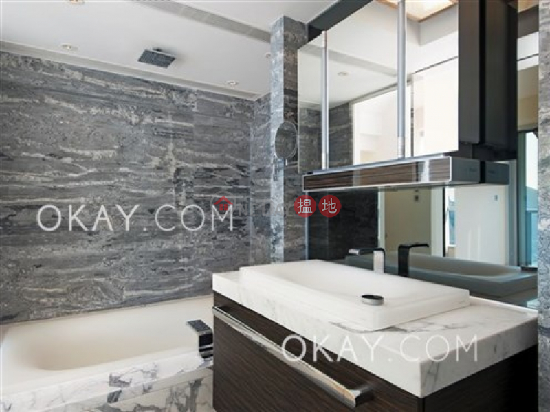 HK$ 32,000/ month, Marinella Tower 9 | Southern District | Tasteful 1 bed on high floor with sea views & balcony | Rental