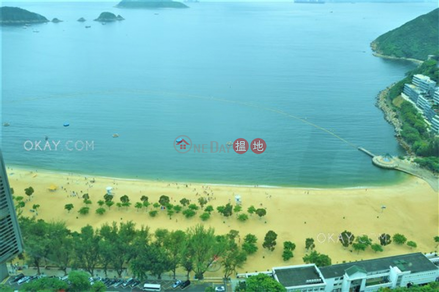 Property Search Hong Kong | OneDay | Residential | Rental Listings, Stylish 4 bed on high floor with sea views & balcony | Rental