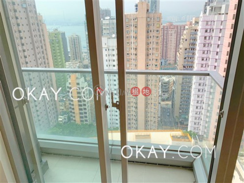 Luxurious 1 bedroom with balcony | For Sale | The Summa 高士台 Sales Listings