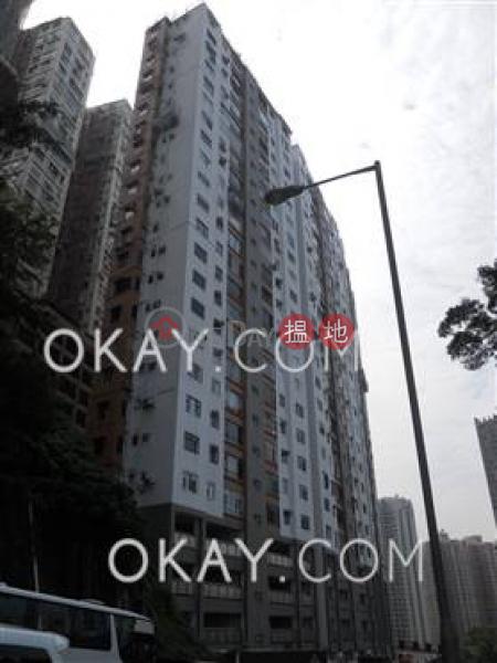 3房1廁,實用率高,海景,連車位《珊瑚閣 C1-C3座出租單位》157天后廟道 | 東區|香港|出租-HK$ 35,000/ 月