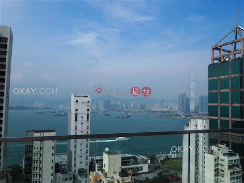 Property Search Hong Kong | OneDay | Residential | Rental Listings, Gorgeous 2 bed on high floor with harbour views | Rental