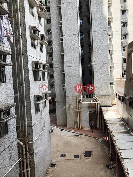 核心地段,內街清靜《富榮花園2座買賣盤》 16海庭道   油尖旺香港-出售-HK$ 630萬