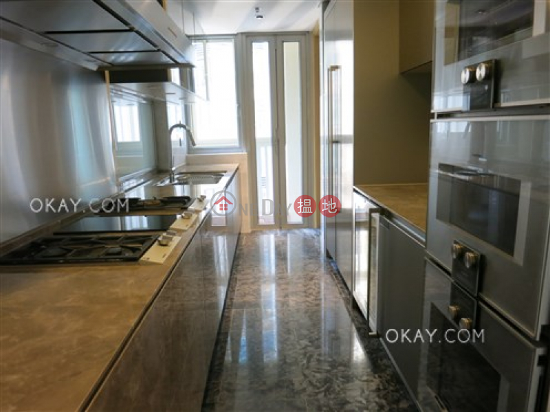 HK$ 98M | Kennedy Park At Central Central District, Luxurious 4 bedroom with balcony & parking | For Sale
