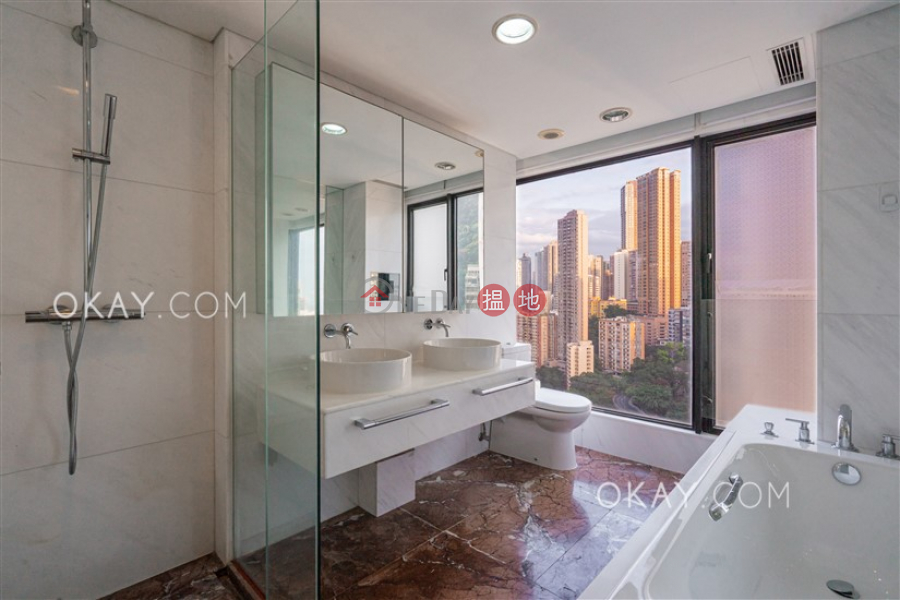 HK$ 85,000/ month, The Babington Western District, Exquisite 3 bed on high floor with rooftop & balcony | Rental