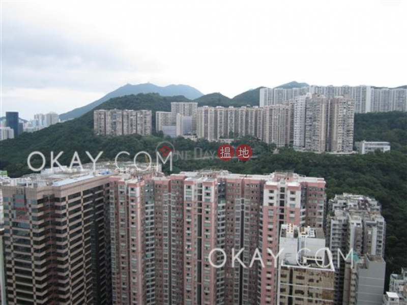 Property Search Hong Kong | OneDay | Residential Rental Listings, Stylish 2 bedroom on high floor with harbour views | Rental