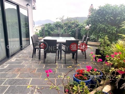 Unique house with sea views, rooftop & terrace | For Sale|Tai Hang Hau Village(Tai Hang Hau Village)Sales Listings (OKAY-S365420)_0